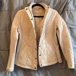 Merona light puffer jacket